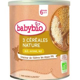 3 Céréales Nature - Blé...