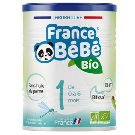 Lait FRANCE BEBE BIO 1...