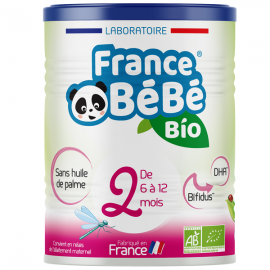 Lait FRANCE BEBE BIO 2...