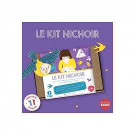 Le kit nichoir - Les petits...