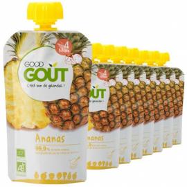 Good Goût - Compote Ananas...