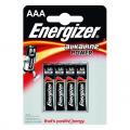 Pile energizer classic power AAA LR03 - Lot de 4