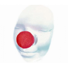 Nez de clown en mousse - Ogeo