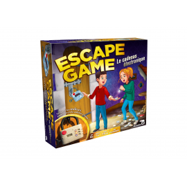 Jeu Escape Game - Dujardin