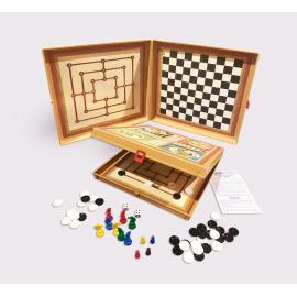 Coffret de 8 jeux - Dujardin