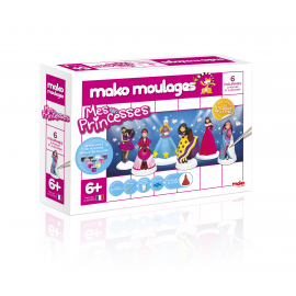 "Mako Moulage ""Mes Princesses"""