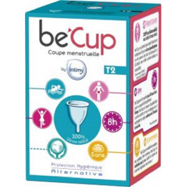 Coupe menstruelle Be'cup -...