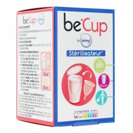 Be'cup, stérilisateur