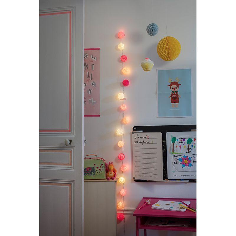 Guirlande lumineuse - La petite case LOUISE