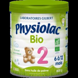 Physiolac Bio 2 - 800g