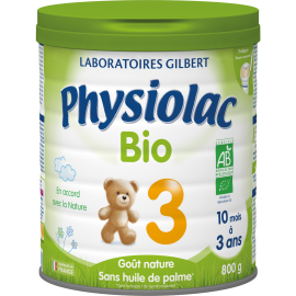 Physiolac Bio 3 - lot de 6...
