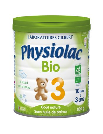 Physiolac Bio 3 - lot de 6...