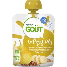 Good Goût - Petit déj poire...