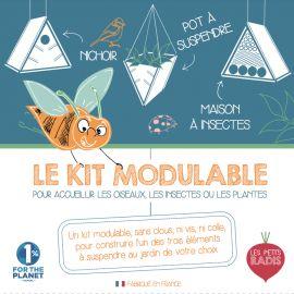 Le kit modulable - Potager...