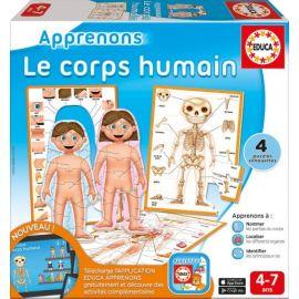 Puzzle Le Corps Humain - Educa