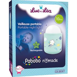 Luc & Léa Veilleuse nomade...