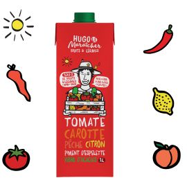 Hugo le maraicher tomate...