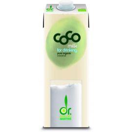 Dr Martins lait de coco bio...