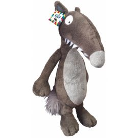 Ma peluche Loup (doudou) -...