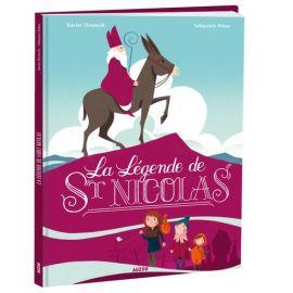 La légende de Saint Nicolas...