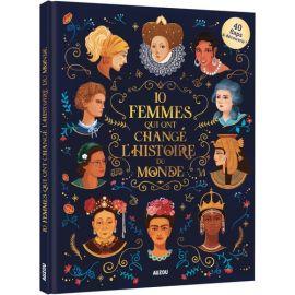 10 femmes qui ont changé...
