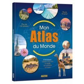 Mon atlas du monde - Auzou