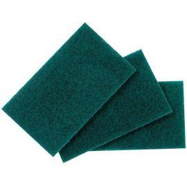 Tampons abrasifs (éponge -...