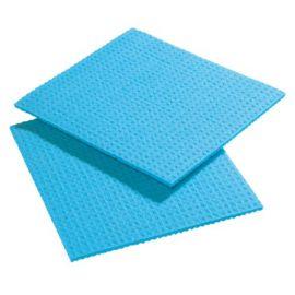Chiffon de nettoyage bleu...