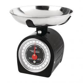 Balance mécanique noire 5kg...