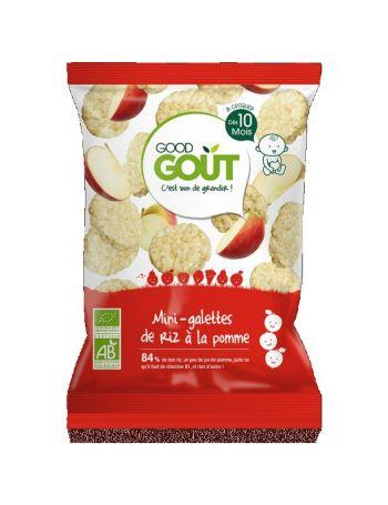 Good Goût - Mini-galettes...