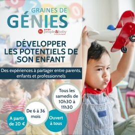 Ateliers parents, enfants,...