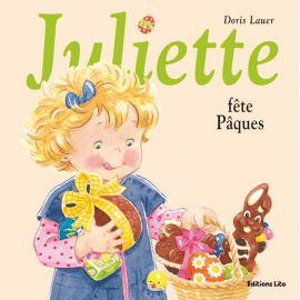 Juliette fête Pâques -...