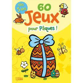 60 Jeux pour Pâques !