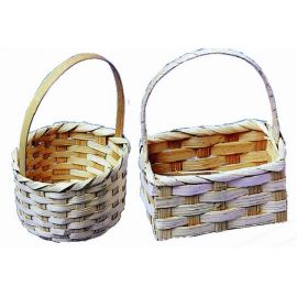 Panier en Bambou Rectangle...