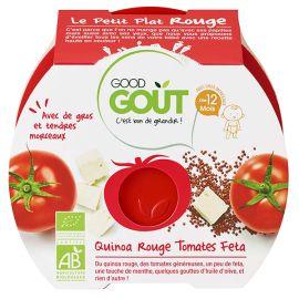 Good Goût - Assiette Quinoa...