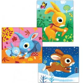 Puzzles Primo Lapin