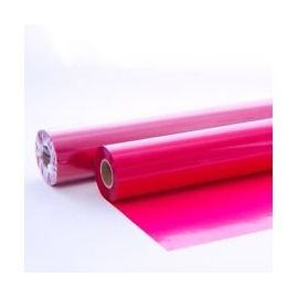 Papier cellophane rose 10m...