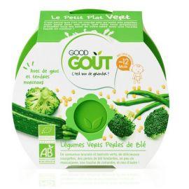 Good goût - légumes vert...