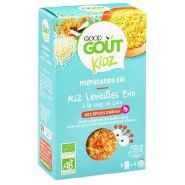 Good Goût - Riz Lentille...