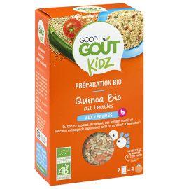 Good Goût - Quinoa Légumes...