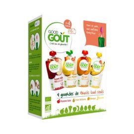 Good Goût - Variety fruits...