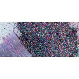 Paillettes multicolores 20g...