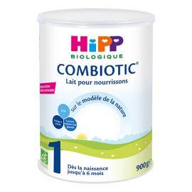 Lait HIPP 1 combiotic pour...