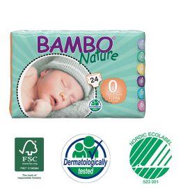 Couches Bambo Nature...