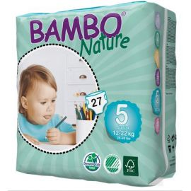 Couches Bambo Nature Junior...