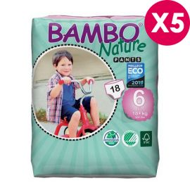 Pants Bambo Nature XL T6 -...