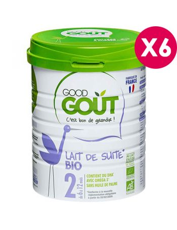 Good Goût - Lait en poudre...