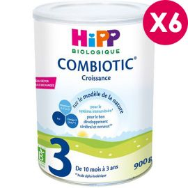 Lait HIPP 3 Combiotic...