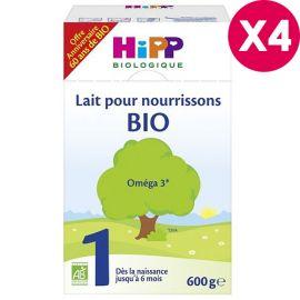 Lait HIPP 1 pour nourisson...