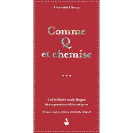 Livre Comme q et chemise -...